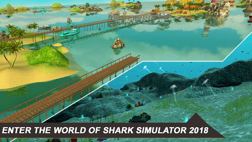 Shark Simulator 2018 For PC