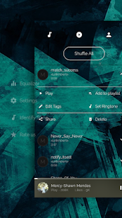 Avee Music Player New Screenshot