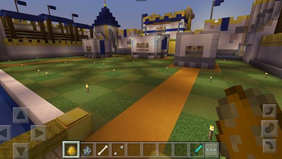 Craft Royale MCPE map APK for Bluestacks