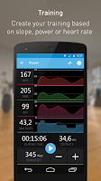 Screenshot of Tacx Training