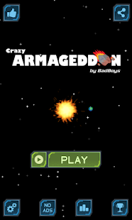 Crazy Armageddon - screenshot