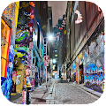 Download Street Art Best theme APK for Laptop