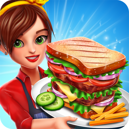 Food Truck - The kitchen Chef's Cooking Game (game)