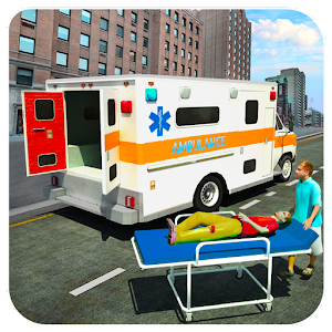 City Ambulance Rescue Simulator Games on PC (Windows / MAC)