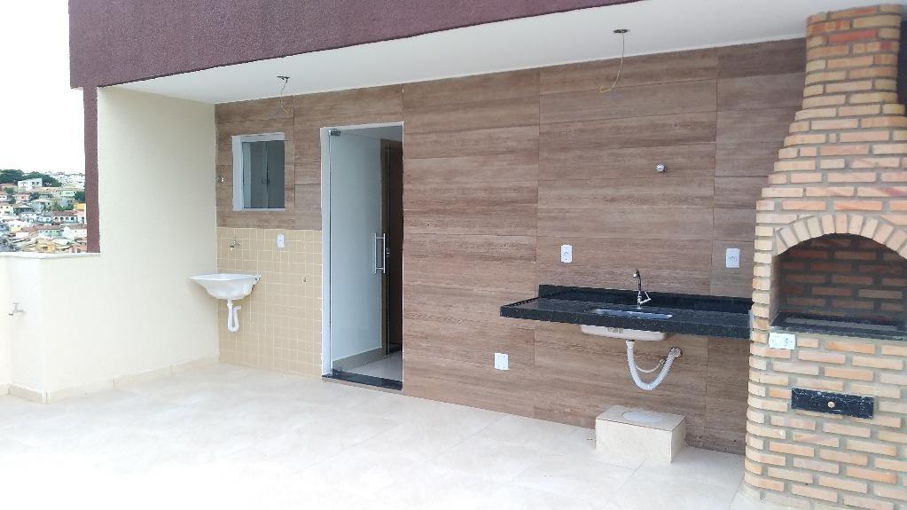 Cobertura residencial à venda, Santa Mônica, Belo Horizonte.