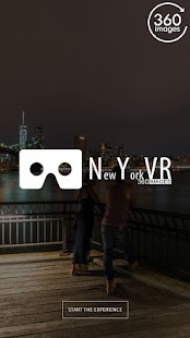 New York VR - Google Cardboard screenshot for Android