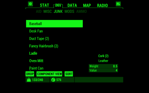 Fallout Pip-Boy APK screenshot thumbnail 6