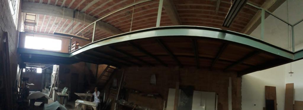 Galpão para alugar, 130 m² - Jardim Santa Gertrudes - Jundiaí/SP
