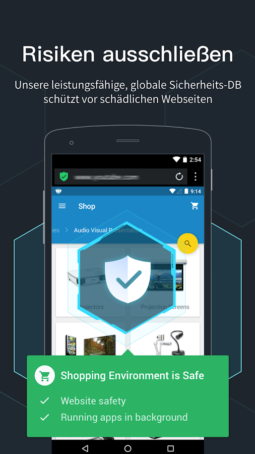 Armorfly Browser & Downloader - Privat, Safe android apps download