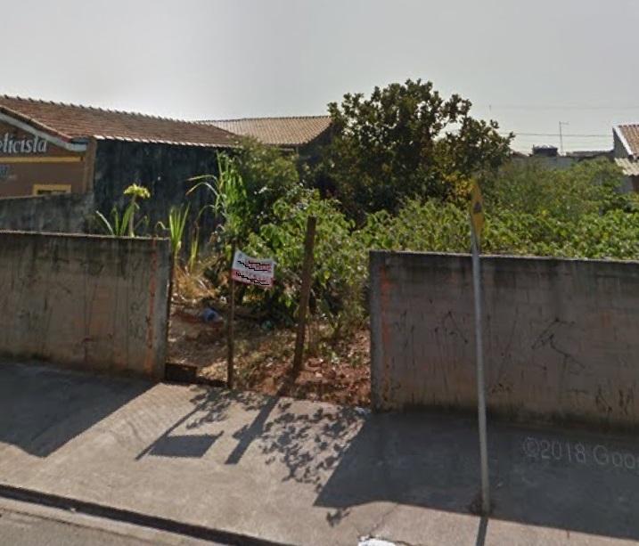 Terreno à venda, 255 m² por R$ 244.000 - Matão - Sumaré/SP