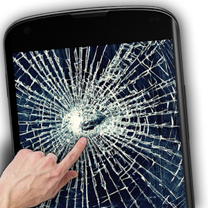 Cracked Screen - Prank