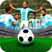 Game Nessi 10 Goal Shooter Star! Soccer World Cup Hero APK for Windows Phone
