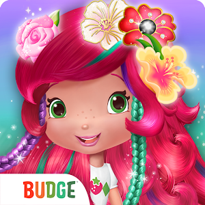 Strawberry Shortcake Hair Icon