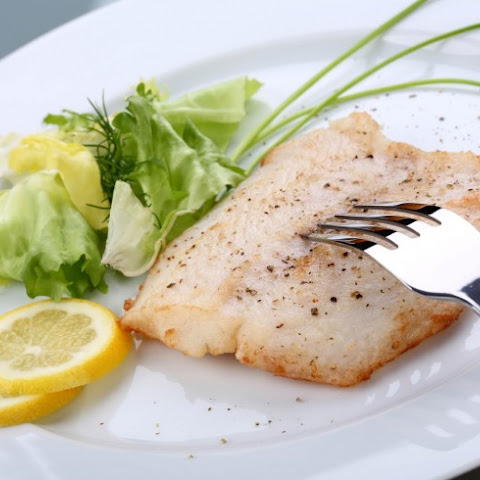 Bistro Orange Roughy