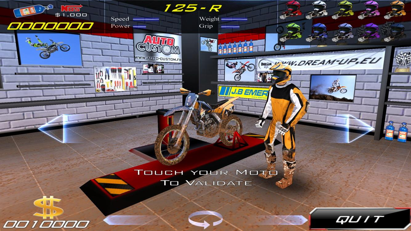 Ultimate MotoCross 3 Screenshot