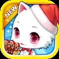 Free 可愛い白猫とカフェでパンを作ろう!:ハッピーハッピーブレッド APK for Windows 8