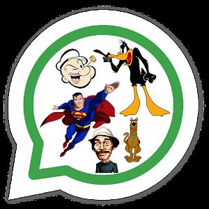 Figurinhas frases de personagens - WAStickerApps For PC (Windows & MAC)