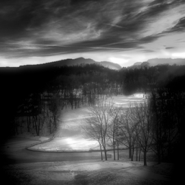Galena, Illinois  by Jim Signorelli - Black & White Landscapes ( galena )
