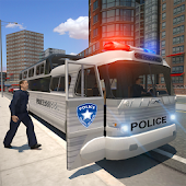 Game Police bus prison transport 3D APK for Windows Phone