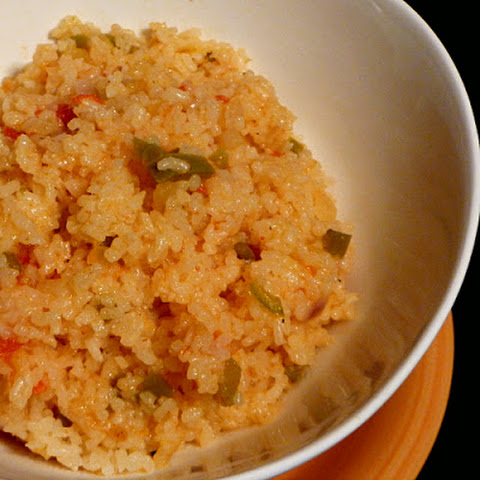 Tomato and Pepper Rice