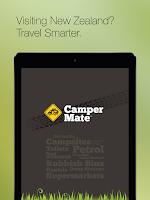 Screenshot of CamperMate