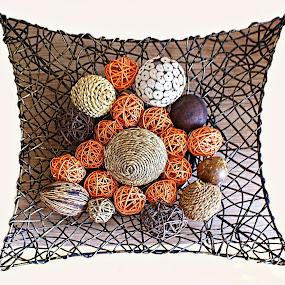 arrangement by Branka Radmanić - Artistic Objects Other Objects