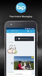 App BiP Messenger APK for Kindle