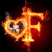 Free Fire Text Photo Frames APK for Windows 8