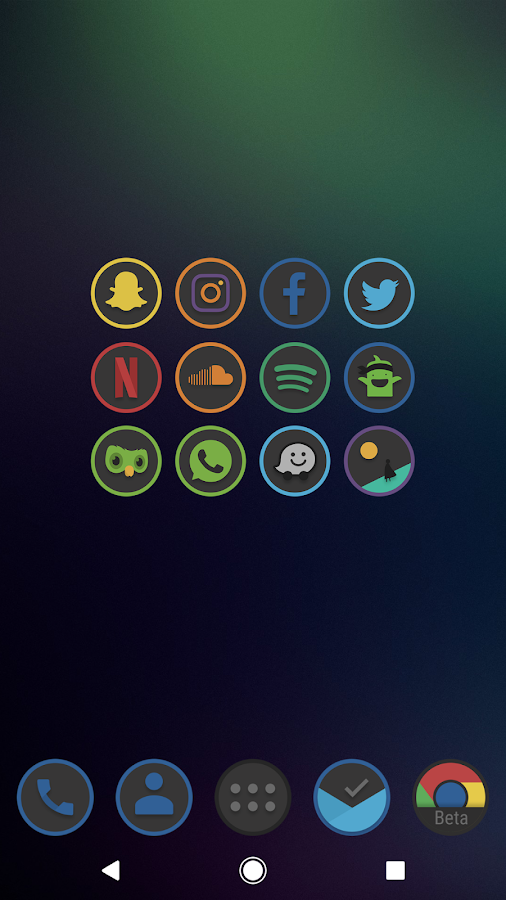 Devo Icon Pack Screenshot 6