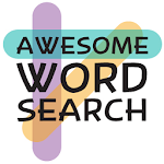 Awesome Word Search - Word Find Puzzle Fun Icon