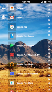 8.1 Metro Look Launcher Pro- screenshot thumbnail