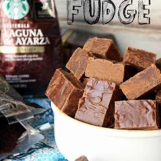 Starbucks® Mocha Spice Fudge