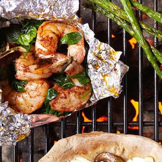 Shrimp Spinach Recipes