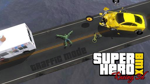 Superhero BMX Racing 2018 For PC
