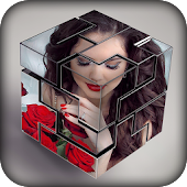 Download 3D Art Photo Frame APK on PC