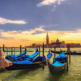 by Jimmy Kohar - Transportation Boats
