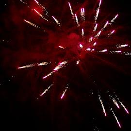 by Jeroen de Bruijn - Abstract Fire & Fireworks