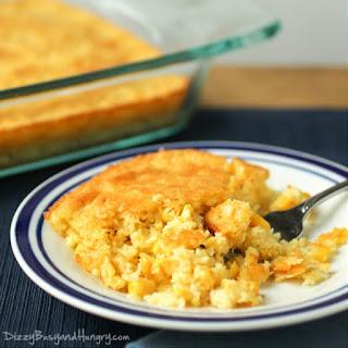 Cornbread Casserole With Cornmeal Recipes