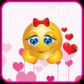 Love Emoticons APK for Bluestacks
