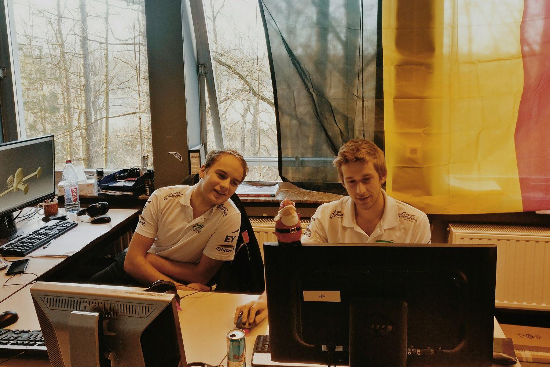 Team Interview 6: Michael Faes & Niels Hawinkel