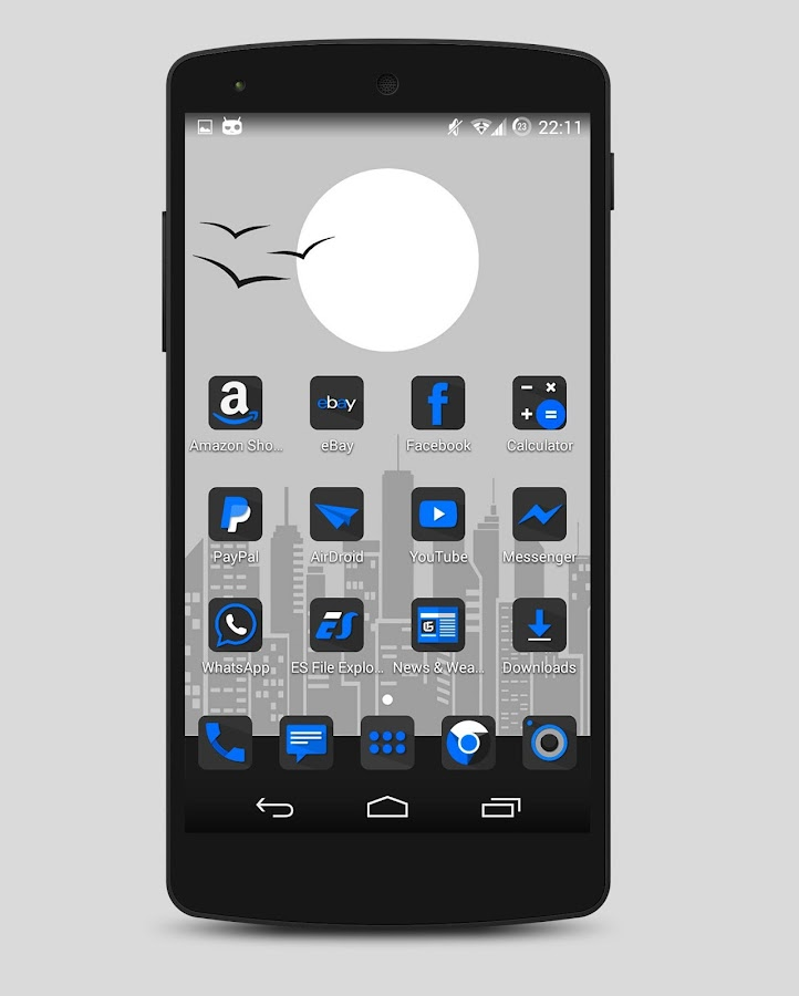Cosmo - Icon pack Screenshot 2