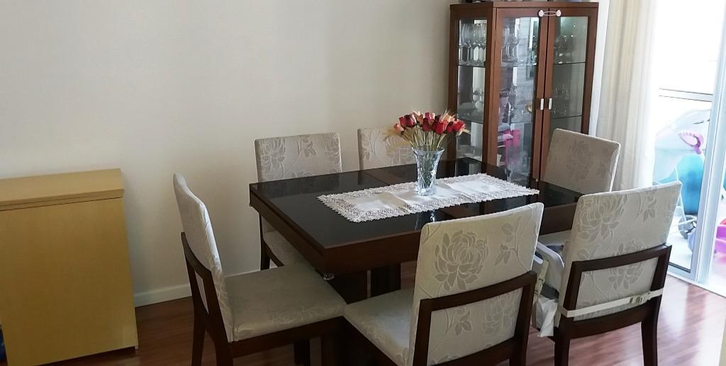 Apartamento Joinville América 2134366