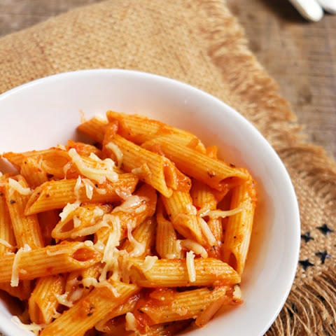 Penne Arrabiata Recipe | Pasta In Arrabiata Sauce