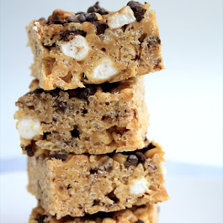 Divinely Rich Rice Krispie Treats