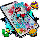 Cool Skull Graffiti Theme APK
