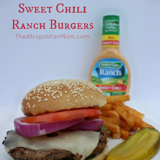 Sweet Chili Ranch Burgers