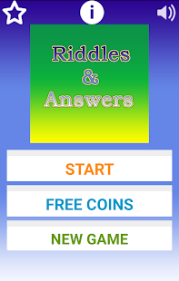 Riddles and Answers - Puzzles - screenshot