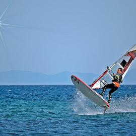 by Foto Orebić - Sports & Fitness Surfing