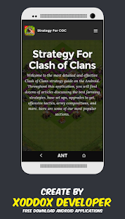 Strategy Guide for Clash Clans - screenshot