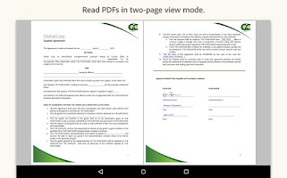 Screenshot of Adobe Acrobat DC – PDF Reader